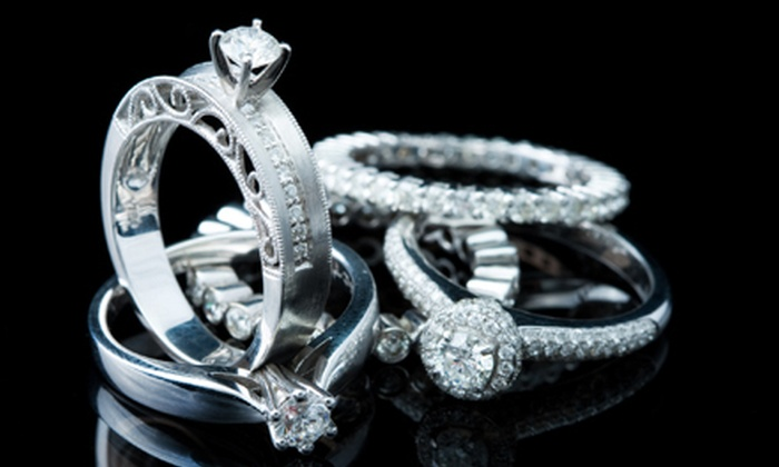 Metals In Time - Downtown Royal Oak: Jewelry, Appraisals, and Services at Metals In Time (Up to 84% Off). Three Options Available.