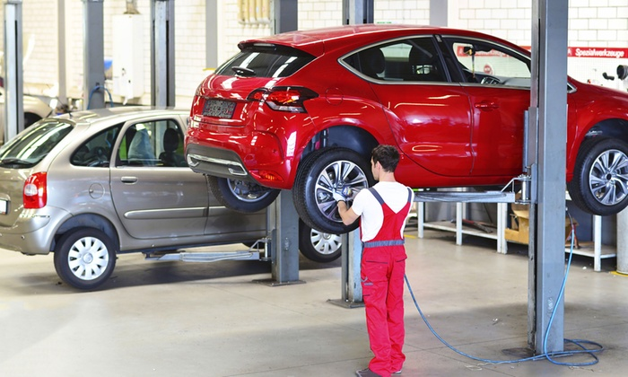 Fletcher's Tire & Auto Service - Multiple Locations: $49 for a Wheel Alignment, Tire Rotation and Balance at Fletcher's Tire & Auto Service ($109 Value)