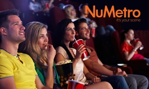 Nu Metro Head Office: Nu Metro: Regular Popcorn and Drink or Single Movie Ticket from R39.99