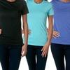 NLA Women's Tri-Blend Crew-Neck Tee