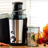 $54.99 for a Cookinex Stainless-Steel Juicer