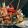 Plateau fruits de mer Royal ou crustacés