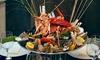 """Brasserie Dock's - Anvers: Plateau Fruits de Mer Royal of Crustacés vanaf €39,50 bij """"Brasserie Dock's"""" in Antwerpen"""