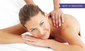 Island Spring Spa: Massage, Facial, or Both at Island Spring Spa (Up to 70% Off). Three Options Available.