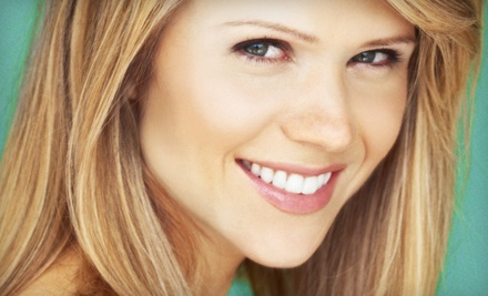 Haircut Package with Partial Highlights at Michelle's Beautique ($100 Value)