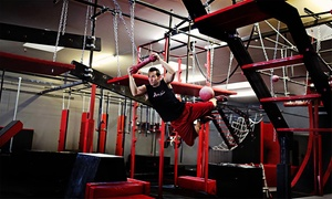 Up to 45% Off Open Gym at Ninja Warehouse at Ninja Warehouse, plus 6.0% Cash Back from Ebates.