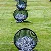 River Oaks Golf Course - River Oaks Estates: $18 for Four Large Buckets of Driving-Range Balls at River Oaks Golf Course in West Jordan ($36 Value)