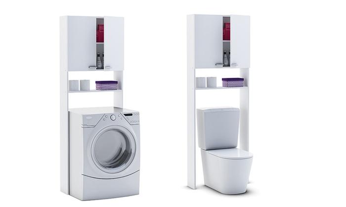 Mobiletto da bagno per lavatrice  Groupon Goods