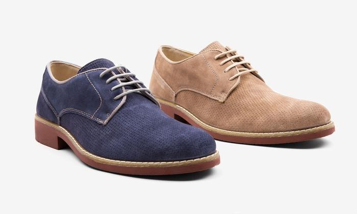 Kenneth Cole Reaction Men's 4 Petes Sake Derby Shoes