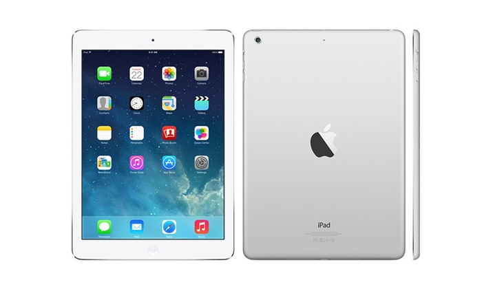 apple ipad air 64gb or 128gb 4g groupon goods