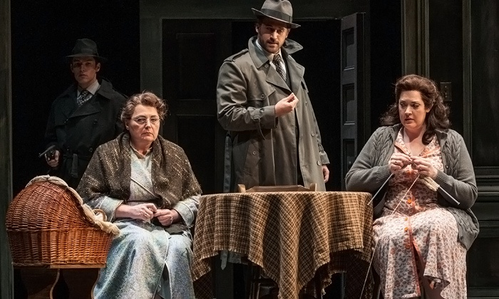"""Florida Grand Opera Presents The Consul - The Arsht Center for the Performing Arts: Florida Grand Opera Presents """"The Consul"""" on Friday, May 15, or Saturday, May 16, at 8 p.m. (Up to 63% Off)"""
