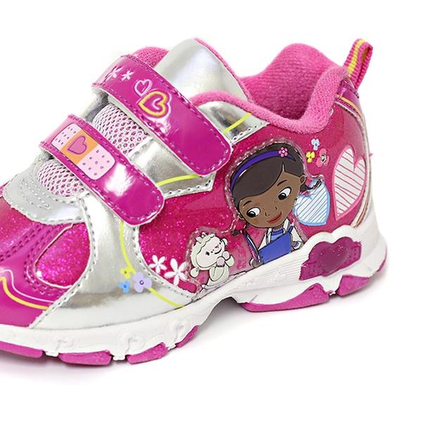 Doc McStuffins Light-Up Sneakers