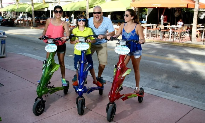 Aloha Trikke - Oahu Adventure Tours: Up to 60% Off Two-Hour Motorized-Trikke Ride at Aloha Trikke