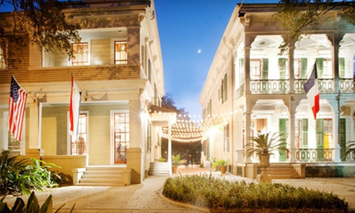 Degas House - Treme - Lafitte: Guided Tour of the Creole Neighborhood of Edgar Degas for Two or Four from Degas House (Up to 51% Off)