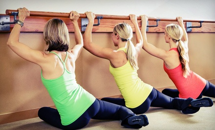 Three Drop-In Classes or One Month of Unlimited Classes at The Dailey Method--Denver (Up to 51% Off)
