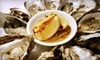 The Boathouse Oyster Bar - Destin Harbor: $10 for $20 Worth of Oysters, Seafood, and More at The Boathouse Oyster Bar