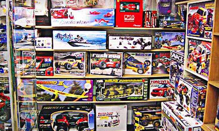 Master Hobbies - Leicester: $15 for $30 Worth of Models and Hobby Supplies at Master Hobbies in Leicester