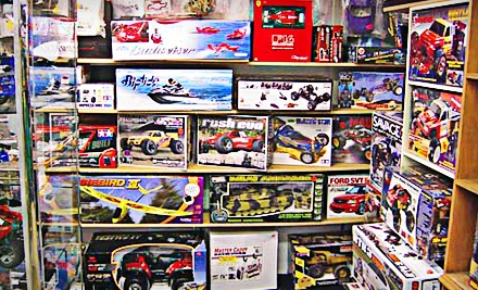 $30 Groupon to Master Hobbies - Master Hobbies in Leicester