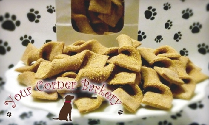 Your Corner Barkery - Crestview: $10 for $30 Worth of Freshly Baked Dog Treats and Accessories at Your Corner Barkery in Crestview