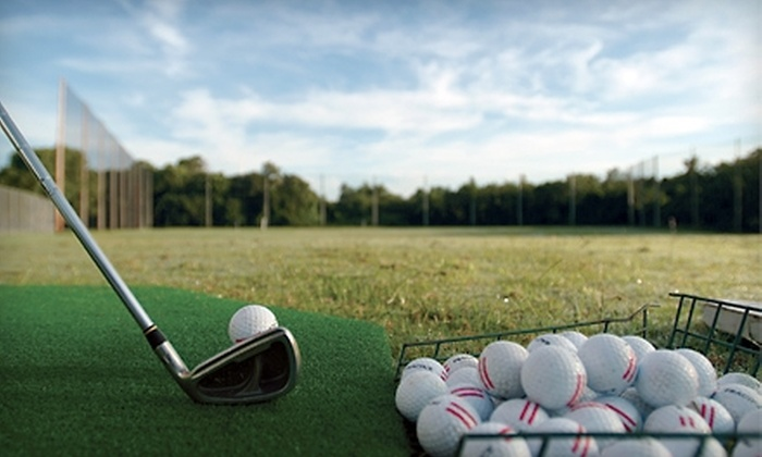 Lancaster Golf Center - Lancaster: $20 for Nine Holes of Golf for Two Plus Two Large Buckets of Range Balls at Lancaster Golf Center
