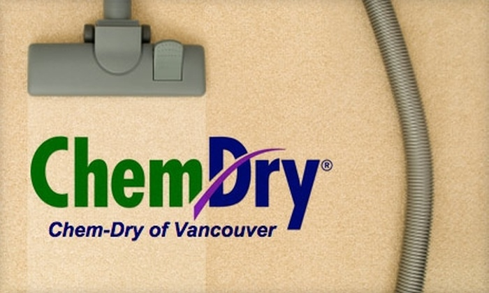 Chem-Dry of Vancouver - Portland: $45 for $100 Worth of Area-Rug Cleaning from Chem-Dry of Vancouver