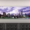 75% Off a City Skyline Canvas Print