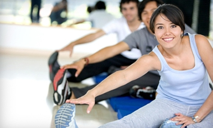 Four Star Fitness - Central Oklahoma City: $44 for Three Months of Fitness-Center Access, Tanning, and One Personal-Training Session at Four Star Fitness