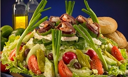 $10 Groupon to Louis Pappas Market Cafe - Louis Pappas Market Cafe in Lakeland