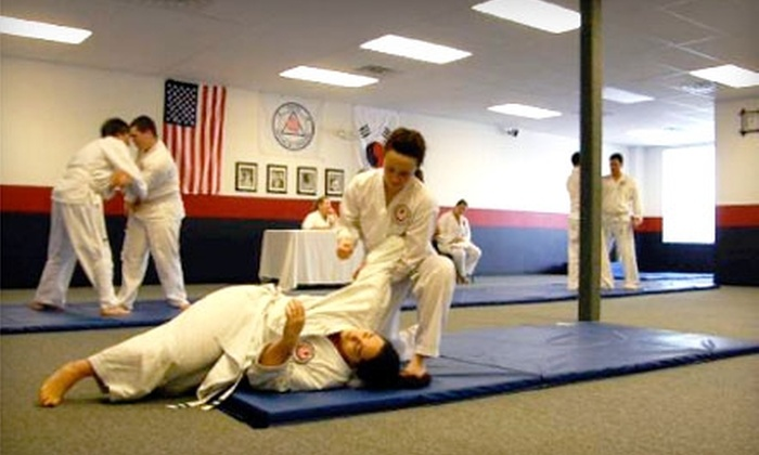 Locke's Karate Academy - Belton: $29 for One Month of Karate Classes and a Uniform at Locke's Karate Academy in Belton