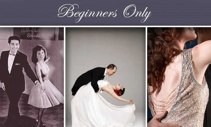 Beginners Only Social Ballroom Latin Dance Studio - Woodlake/ Briar Meadow: $65 for Three Private Ballroom or Choreographed Dance Lessons at Beginners Only ($195 Value)