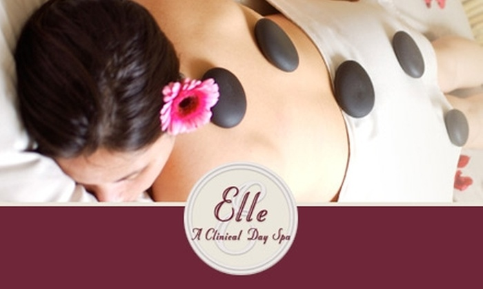 Elle A Clinical Day Spa - Multiple Locations: $150 for Three Laser Hair-Removal Treatments at Elle A Clinical Day Spa (Up to $450 Value)