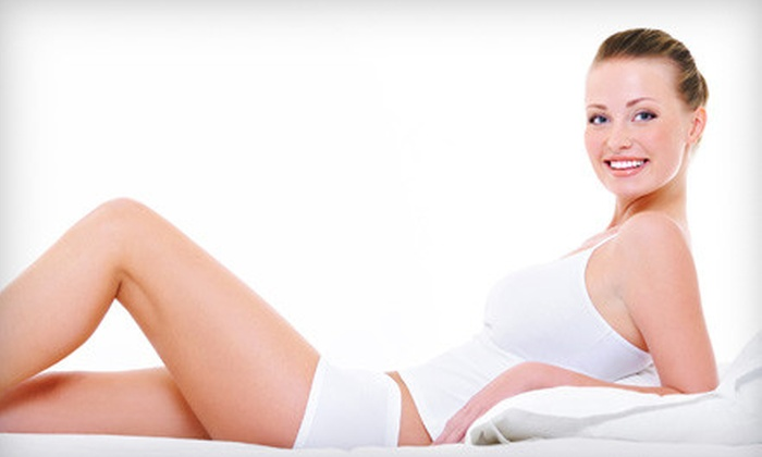 Okanagan Lipo Laser & Spa - Central City: Lipo Laser and Spa Services at Okanagan Lipo Laser & Spa. Four Options Available.