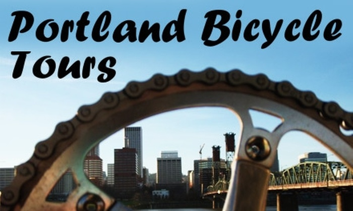 Portland Bicycle Tours - Old Town - Chinatown: $19 for a Two-Hour Riverfront Bike Tour from Portland Bicycle Tours ($40 Value)