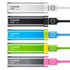 Ijoy 2,200mAh Power Bank with 3ft. MFI Cable