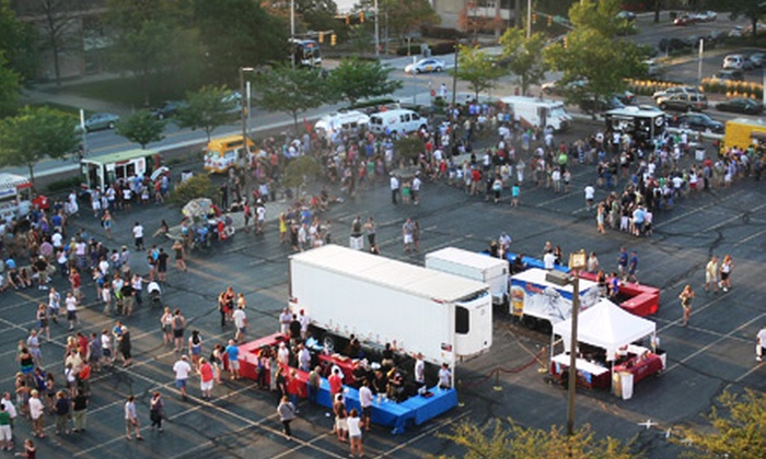 Food Truck Friday Downtown Indianapolis
