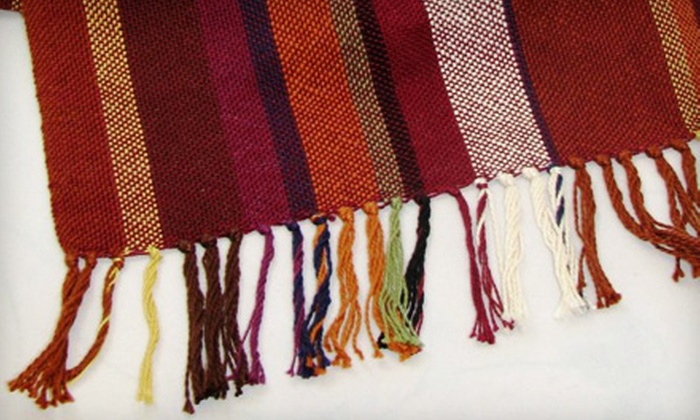 The Weaving Shed - Sterling: $39 for a Four-Week Learn to Weave Course at The Weaving Shed ($80 Value)