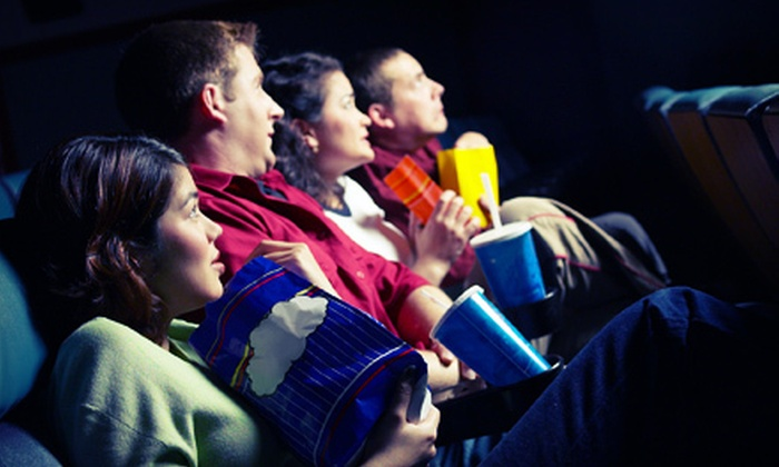 Your Neighborhood Theatre - Multiple Locations: $19 for Movie, Popcorn, and Sodas for Two from Your Neighborhood Theatre (Up to $39 Value). Two Locations Available.