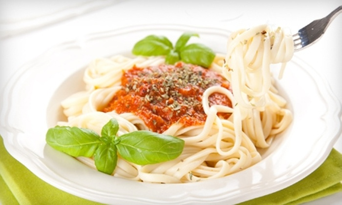 Geo's Italian Restaurant - Mariner: $20 for $40 Worth of Dinner Fare at Geo's Italian Restaurant (or $10 for $20 Worth of Lunch)