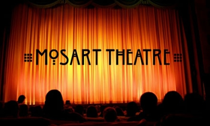 Mos'Art Theatre - Kelsey City: $24 for Six Movie Tickets to Mos'Art Theatre ($48 Value)