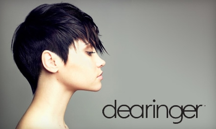 Dearinger Salon - Multiple Locations: $40 for $100 Worth of Hair Services at Dearinger Salon