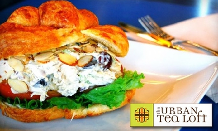 The Urban Tea Loft - Downtown Chandler: $10 for $20 Worth of Upscale Comfort Fare and Drinks at The Urban Tea Loft in Chandler
