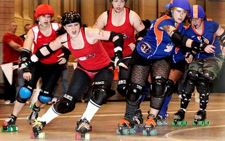 Oklahoma City Roller Derby vs. Springfield on Sat., May 21 at 6PM - Oklahoma City Roller Derby in Oklahoma City