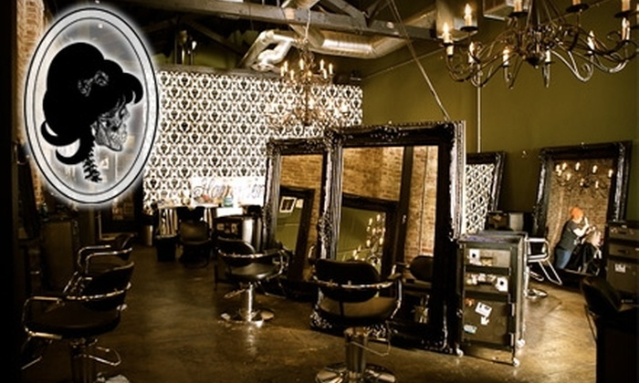 Hairroin Salon - Hollywood: $40 for a Salon Haircut and Shampoo Bar Treatment at Hairroin Salon
