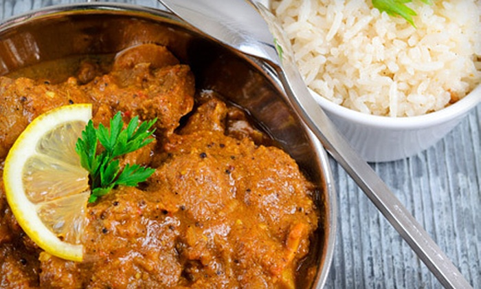 Kitchen of India - Carney: $15 for $30 Worth of Indian Food at Kitchen of India