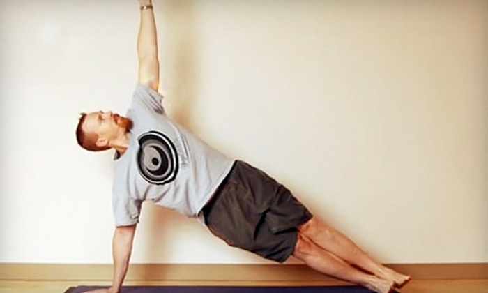 YogaCentric - Athenia: 5 or 10 Classes at YogaCentric in Clifton (Up to 61% Off)