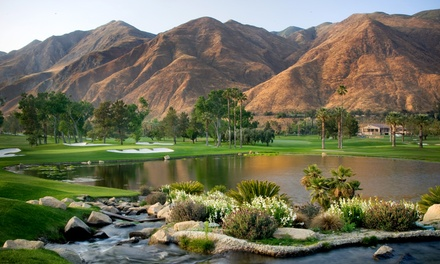 Weekday or Weekend Round of Golf for Two or Four with Cart at The Country Club at Soboba Springs (Up to 35% Off)