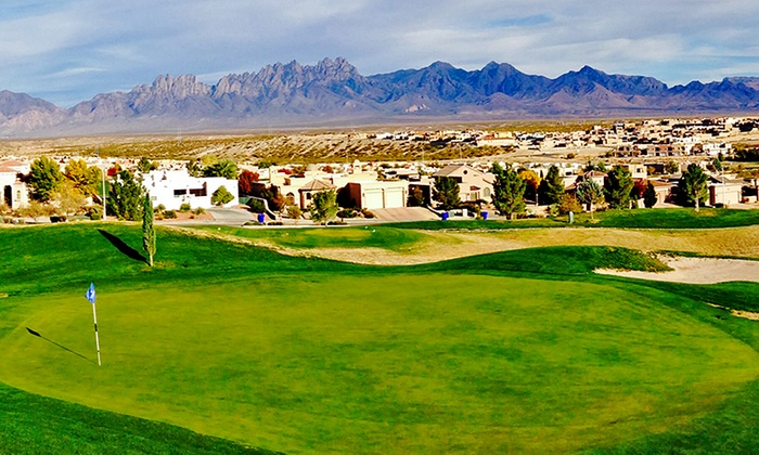 Sonoma Ranch Golf Course - Las Cruces: 18-Hole Round of Golf and Cart Rental for Up to Two or Four at Sonoma Ranch Golf Course (Up to 56% Off)