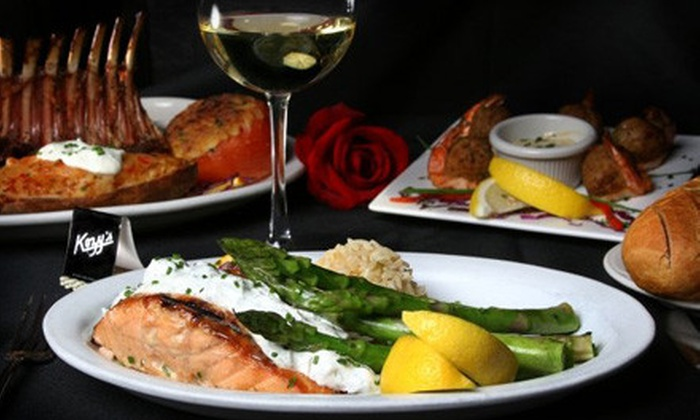Kozy's Restaurant - Tuscaloosa: $25 for $50 Worth of Upscale Fare at Kozy's Restaurant in Tuscaloosa