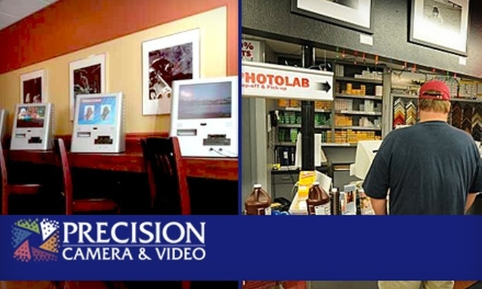 Precision Camera - Triangle State: $20 for $50 Worth of Photofinishing Lab Services at Precision Camera