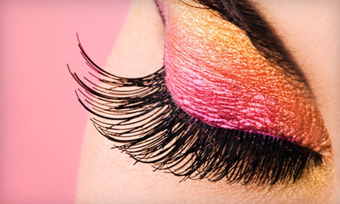 Permanent Makeup by Lisa - Mesa: Full or Semi Set of Lash Extensions or Lash-Extension Removal at Permanent Makeup by Lisa in Mesa (Up to 56% Off)
